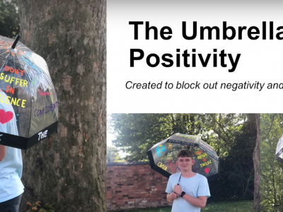 The Umbrella Of Positivity