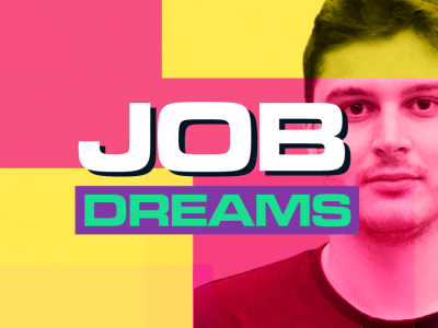 Job Dreams Graphic Designer Thumbnail