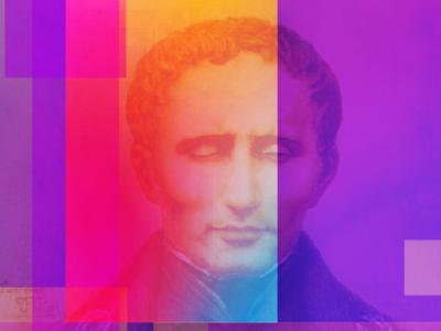 Change Makers - Louis Braille
