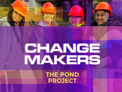 pond project thumbnail