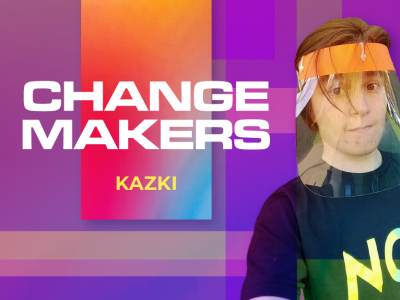 Change Maker Kazki