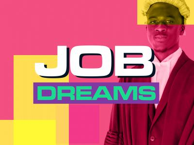 Job Dreams Barrister