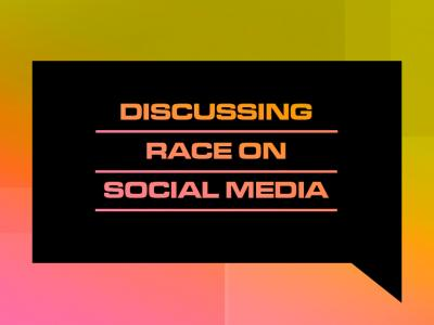 Discussing race on social media