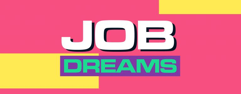 Job Dreams Header